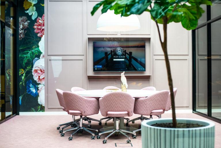 Audiovisuele middelen in uw vergaderruimte